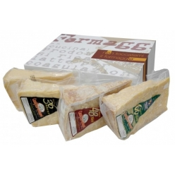 4 kg Parmesan cheese 24-36-48-60 mounths aged