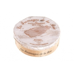 Coulommiers g.500 (latte vaccino) simile al Brie