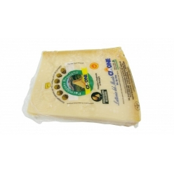 Parmisan cheese from mountain milk