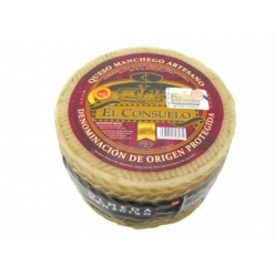 Sheep cheese Manchego DOP 1,2 kg
