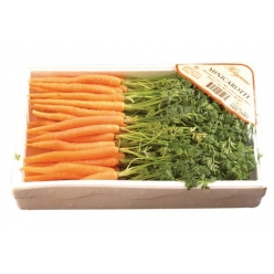 Carrots baby 400 gr (18-23...