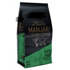 Manjari 64% dark chocolate...