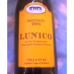 Lunico white wine - Winery...
