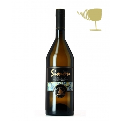 Friulano Collio white wine...