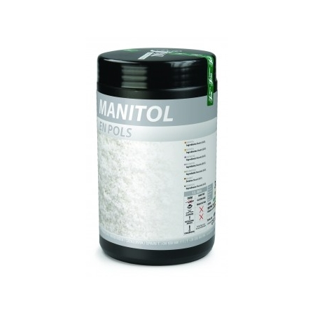 Mannitolo in polvere 500 gr