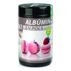 Albumin powder