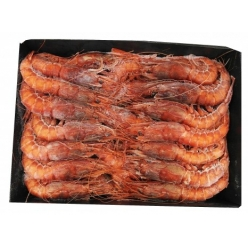 Red shrims 20-30 pieces frozen
