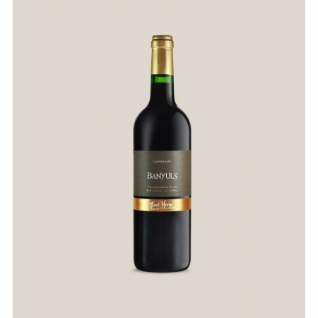 Banylus Capbeart (vino dolce rosso naturale) - Paul Herpe