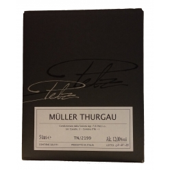 Bag in Box 5 Litri Bianco Muller Thurgau - Pelz