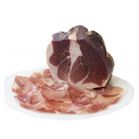 """Zibello Culatello DOP """"clean and ready for use"""""""