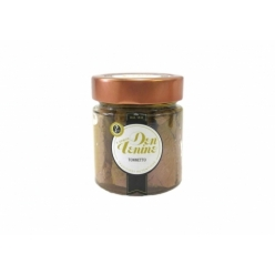 Filetto di tonnetto 120 ml (Puglia) in olio extravergine d'oliva