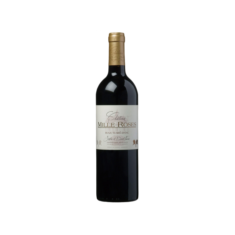 Haut Medoc - Mille Roses Chateau