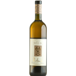 Rebula white wine from Slovenia - Cellar Svetlik