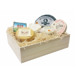 Assorted cheese plateau -...