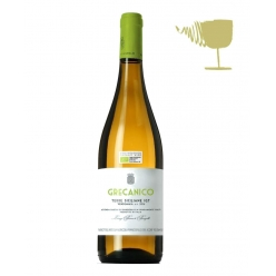 Grecanico white organic wine - Pianogrillo