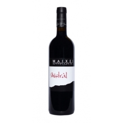 Mistral red wine - Cellar Maixei