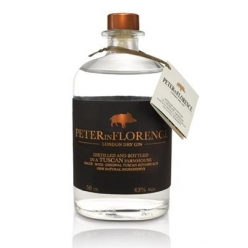 London Dry Gin Botanicals - Peter in Florence