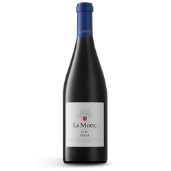 SYRAH WESTERN CAPE red wine - winery La Motte