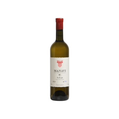 Manavi Mtsvane vino bianco - Cradle of wine (Georgia vinificato in anfora)