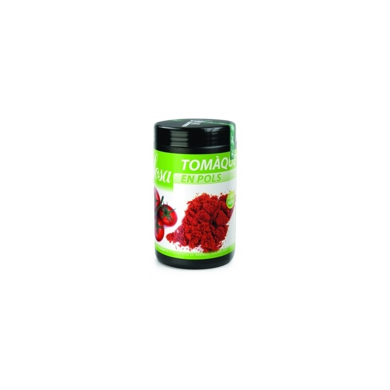 Powdered tomato natural extract