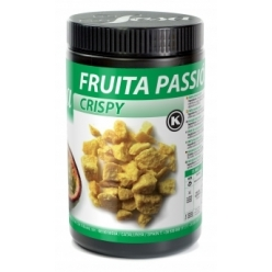 Crispy passion fruit 200 gr.
