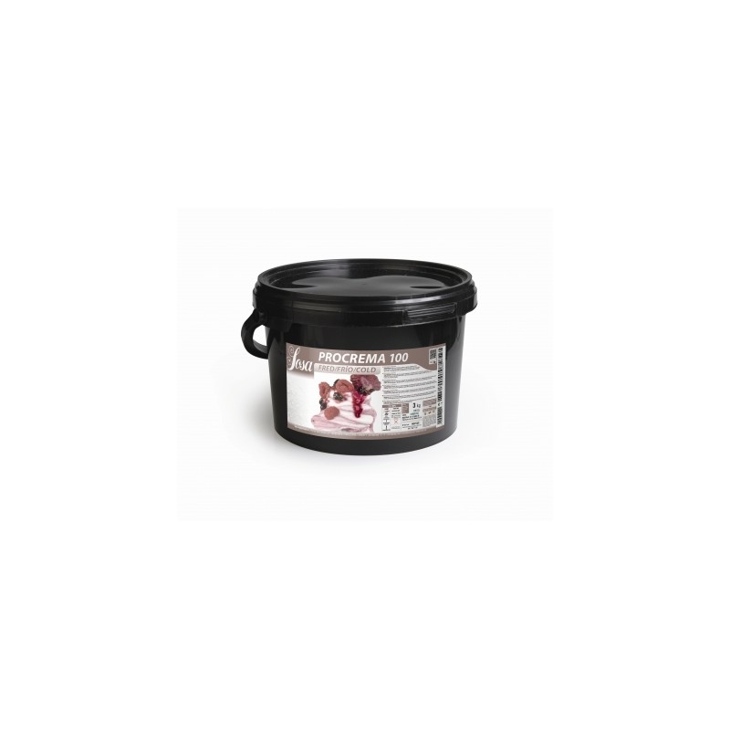 Ice cream and sorbet stabilizer 100 cold - 3 kg
