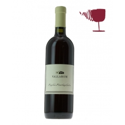 Foglia Frastagliata red wine native grape - Vallarom