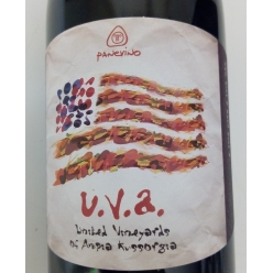 U.V.A. red wine blend - winery Panevino