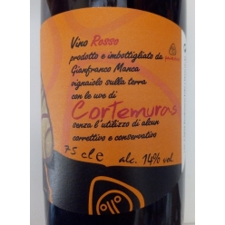 CORTEMURAS red wine - Cellar Panevino