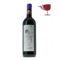 Marzemino red wine tipycal...