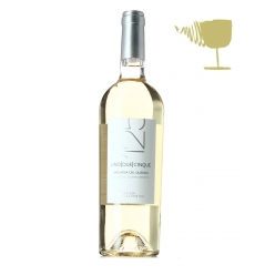 Malvasia white wine Salento...