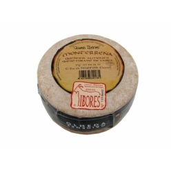 """Ibores"" PDO cheese Spain"