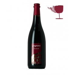 Gragnano sparkling red wine...