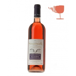 Schiava gentile rose wine -...
