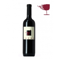 Terrano red wine from Carso...