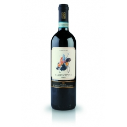 Merlot red wine Pdo Colli...