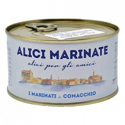 Alici Marinate di Comacchio...