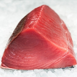 Yellowfin tuna fillet 2,5 kg